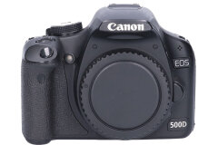 Tweedehands Canon EOS 500D - Body Sn.:CM6470
