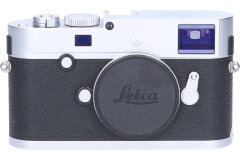 Tweedehands Leica M-P (Typ 240) Body Zilver Chrome Sn.:CM6193