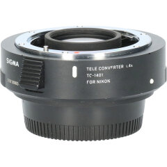 Tweedehands Sigma TC-1401 1.4x Teleconverter - Nikon CM3619
