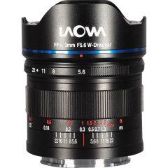 Laowa Venus 9mm f/5.6 FF RL Lens - Sony FE