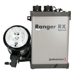Tweedehands Elinchrom Ranger RX Set A W/O Accessory Sn.:CM4202