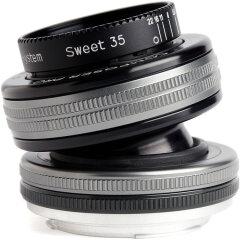 Lensbaby Composer pro II Sony E-Mount met Sweet 35