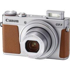 Canon PowerShot G9 X Mark II Zilver