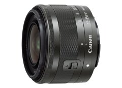 Canon EF-M 15-45mm f/3.5-6.3 IS STM - Zwart