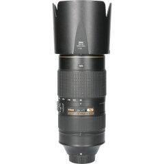 Tweedehands Nikon AF-S 80-400mm f/4.5-5.6G ED VR CM1135
