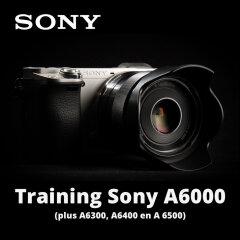 Training Sony A6000 - 29 oktober