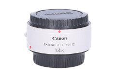 Tweedehands Canon EF 1.4X III N extender Sn.:CM6827