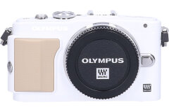 Tweedehands Olympus PEN Lite E-PL5 wit body Sn.:CM6180
