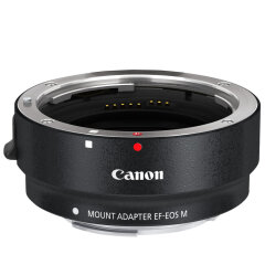 Canon Mount Adapter EF-EOS M (zonder Tripod Unit)
