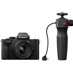 Panasonic Lumix DC-G100 + 12-32mm + DMW-SHGR1 Tripod Grip