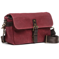 ONA The Bowery Bag Crimson
