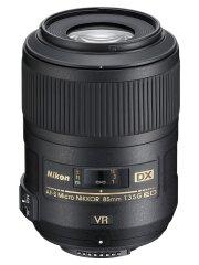 Nikon AF-S 85mm f/3.5G VR DX Micro