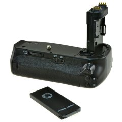 Jupio Battery Grip voor Canon EOS 6D Mark II (BG-E21)