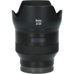 Demomodel Carl Zeiss Batis 25mm f/2.0 Sony E CM1956