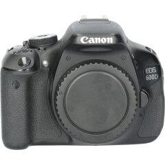 Tweedehands Canon Eos 600D Body CM3639