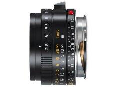 Leica Elmarit-M 28mm f/2.8 Asph - Zwart (2016)