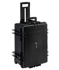B&W Outdoor Cases Type 6800 - Zwart Leeg