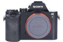 Tweedehands Sony A7 Body Sn.:CM7037
