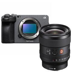 Sony FX3 + FE 24mm f/1.4 GM