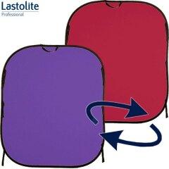 Lastolite Plain collapsible 180x215cm red/purple