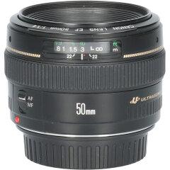 Tweedehands Canon EF 50mm f/1.4 USM CM5109
