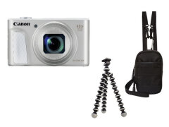 Canon PowerShot SX730 HS Travel Kit Zilver