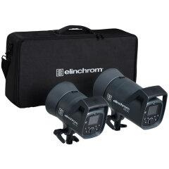 Elinchrom ELC Dual 125/500 TTL Studioflitsers