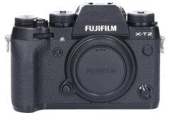 Tweedehands Fujifilm X-T2 Body Zwart Sn.:CM6166