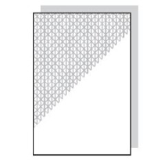 Haida ster filter (6x) 83x95 mm p-systeem