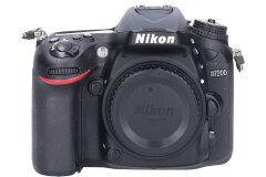 Tweedehands Nikon D7200 Body CM8679