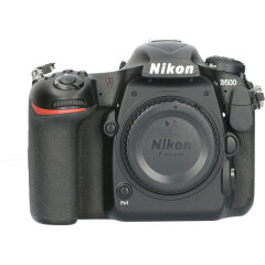Tweedehands Nikon D500 Body CM5424