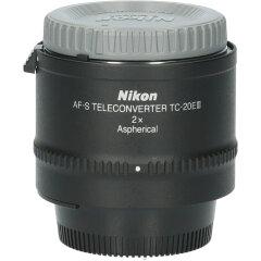 Tweedehands Nikon TC-20E III alleen voor AF-S objectieven CM9979