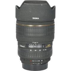 Tweedehands Sigma 15-30mm f/3.5-4.5 DG - Nikon CM2516