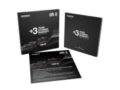 Olympus 3 Years Extended Warranty Card (OM-D Line-Up)
