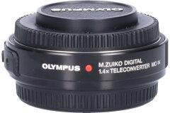 Tweedehands Olympus MC-14 Teleconverter 1.4x Sn.:CM3451