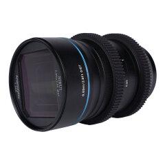 Sirui 35mm f/1.8 Anamorphic 1.33x  (Micro 4/3 mount)
