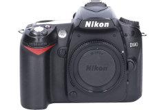Tweedehands Nikon D90 Body Sn.:CM3849