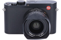 Tweedehands Leica Q (Typ 116) Zwart Sn.:CM7380