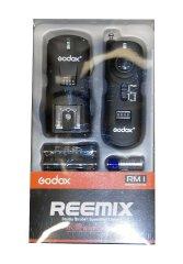 Godox Reemix 3 in 1 remote control voor Nikon