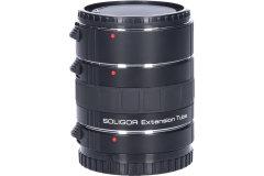 Tweedehands Soligor Tussenringenset 3-delig voor Sony Reflex Sn.:CM2711