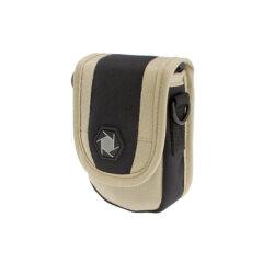 Delamax 440503 tas voor compactcamera's - large - zwart/beige