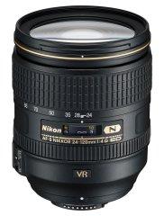 Nikon 24-120mm f/4.0 G AF-S ED VR Nederlands