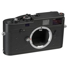 Leica M-A (Typ 127) Zwart Chrome - Body