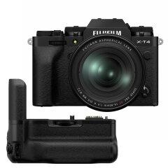 Fujifilm X-T4 Zwart + XF 16-80mm + VG-XT4 Powergrip