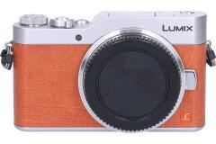 Tweedehands Panasonic DC-GX800 Body Oranje Sn.:CM7030