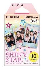 Fujifilm Instax Mini Colorfilm Shiny Star Enkelpak