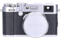 Tweedehands Fujifilm FinePix X100F Zilver CM7838