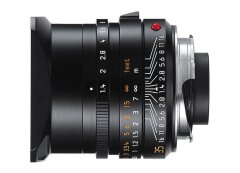 Leica Summilux-M 35mm f/1.4 Asph - Zwart