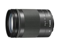 Canon EF-M 18-150mm f/3.5-6.3 IS STM - Zwart