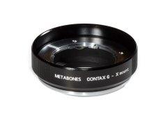 Metabones Contax G - Fuji X-mount